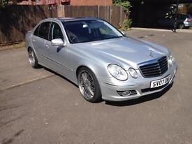 2007 Mercedes-Benz E Class 3.0 E320 CDI Sport Saloon 4dr Diesel 7G-Tronic