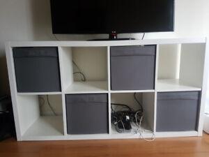 Tv stand / compartment shelf - Ikea