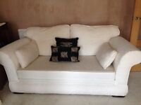 2 x 2 seater settees