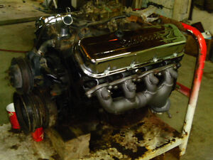 Big Block Chevy 454 gen 5 with carb