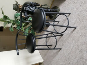 Swivel bar stools for sale brand new never used $55 each.