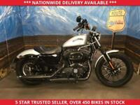 HARLEY-DAVIDSON SPORTSTER XL883 XL 883 N IRON 15 LOW MILES 1 OWNER