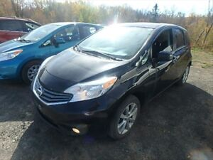 2014 Nissan Versa Note SL COMING SOON TO KINGSTON NISSAN!