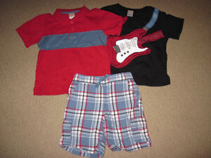 Gymboree Rock N Roll Line Lot - 2T EUC