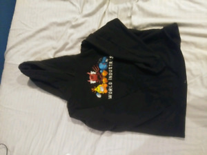 World industries youth xl sweater