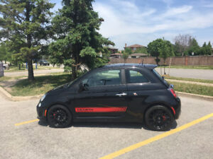 2013 FIAT 500 ABARTH COUPE 72,000km LOADED