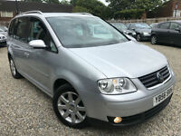 ✿56-Reg Volkswagen Touran 2.0 TDI 140 SE, ✿DIESEL ✿ONE OWNER FROM NEW✿