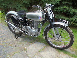 1951 NORTON 500T - Price reduced