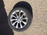 Audi A6 and a4 alloys 3 of each