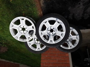tires and rims f150 limited