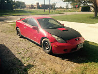 priced for fast sale, 900$, 2000 toyota celica manual