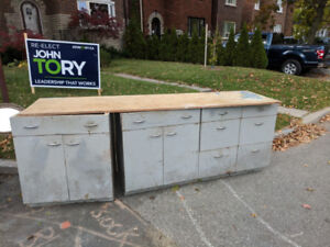 Free Heavy Metal Cabinets