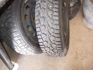 195/65/15 tires  and  rims v/w