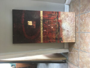 Large canvas 4Ft by 2ft