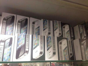IPhone 4/4s  Brand new never used sealed box Factory unlocked