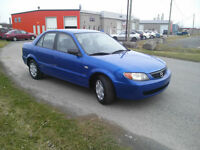 2003 Mazda Protege ES Berline AUTOMATIQUE TPS INCLUSE!!