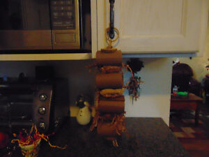 All natural bird toys for sale Cambridge Kitchener Area image 2
