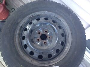 """16"""" Winter Tires with Rims !"""