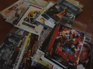 OVER 200 DVD MOVIES