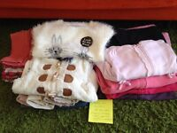 Baby girl bundle of clothes age 18-24 months