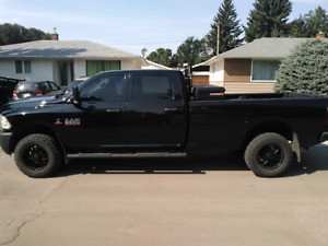 2015 dodge 3500 long box