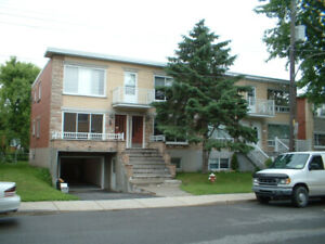1 June: 5 1/2 lower duplex; 44e in LaSalle; garage and yard