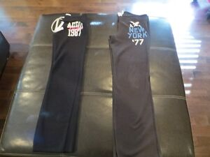Women's workout pants and joggers Sizes S and M London Ontario image 1