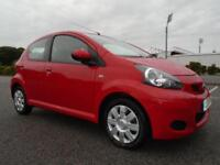Toyota AYGO 1.0 2011 70,000 miles £20 a year road tax
