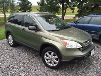 2007 Honda CR-V EX AWD Low Km's Finance OAC