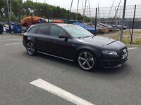 Audi A4 3.0 tdi Quattro black edition