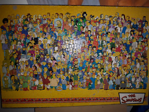 Cadre Collections The Simpson edition 2004