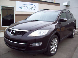 """2007 MAZDA CX 9 """"Premium"""" V6! 7-Seater with LEATHER! Only $5800!"""