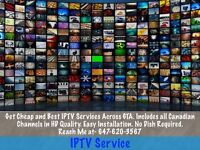 Cheap and Best IPTV Services