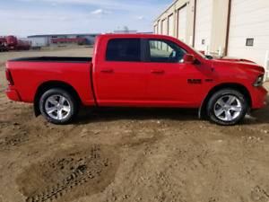 2016 Dodge Ram 1500 Sport Special Edition