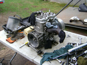 700 TWIN SKI-DOO ENGINE TO FIT ZX-CHASSIS