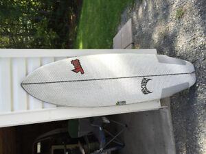 Libtech puddle jumper surfboard
