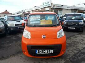 image for 2012 Fiat Qubo 1.3 Diesel Multijet MyLife Automatic From £4,695 + Retail Package