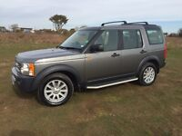 Land Rover Discovery 3 manual 2008