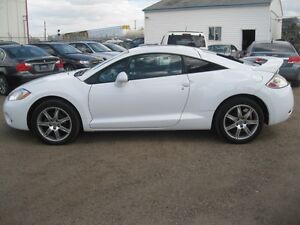 2008 MITSUBISHI ECLIPSE GT COUPE V6 -6SPEED PREMIUM