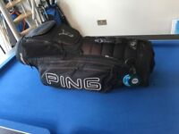 Ping trolley bag