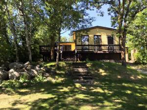Gull Lake, MB - Cabin Rental