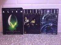 Alien books