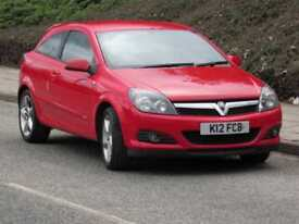 2007 Vauxhall Astra1.8i 16v SRi coupe, low mileage