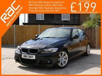 2011 BMW 3 Series 318i 2.0 M Sport 6 Speed Climate Control PDC Parking Sensors 1
