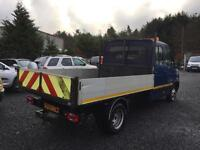Iveco Daily C Class 2.3TD 35C11 crew cab tipper