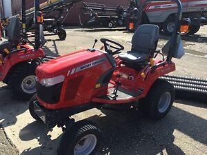 Massey Ferguson GC1705 Compact Tractor