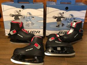 Toddler Bauer Skates Size 10/11