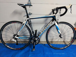 New Synapse Carbon 6 Sram Apex by Cannondale - trades welcome