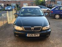 Vauxhall Omega elite 2.2dti RARE manual