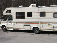 C CLASS RV FOR SALE
